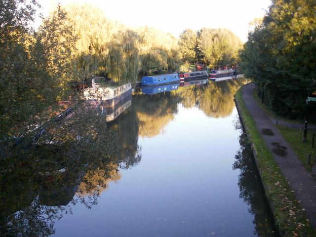 Grand Union Canal (Paddington branch)