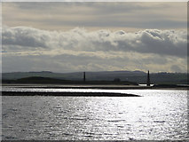 NU1341 : The Harbour, Holy Island, Northumberland by Christine Matthews