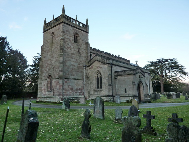 The Parish Church of All Saints, Sudbury