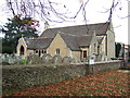 TL1698 : St Botolph's church, Longthorpe, Peterborough by Richard Humphrey