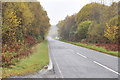 NM9340 : A828 near Barcaldine by Steven Brown