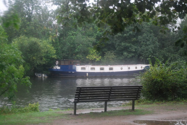 Narrowboat, River Thames