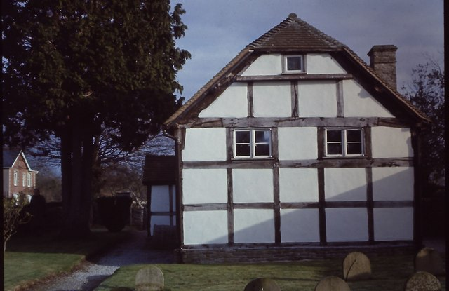 Friends Meeting House, Almeley Wootton