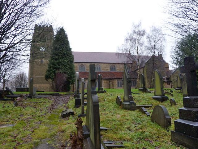 St Michaels Church, Middleton