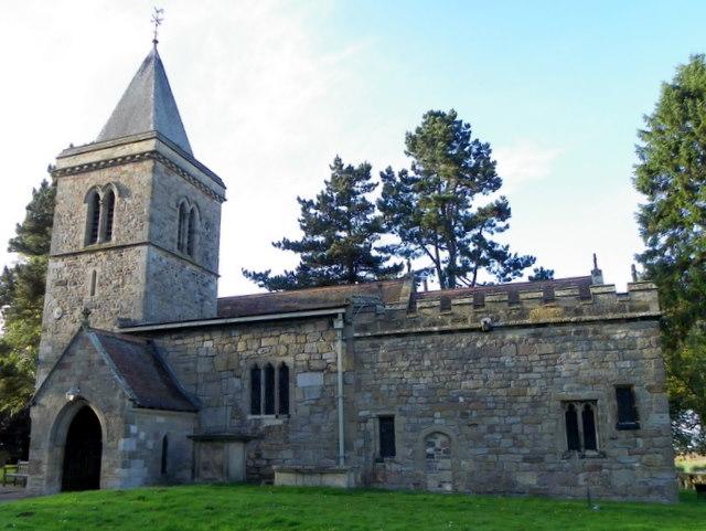 All Saints Church, Kirby on the Moor