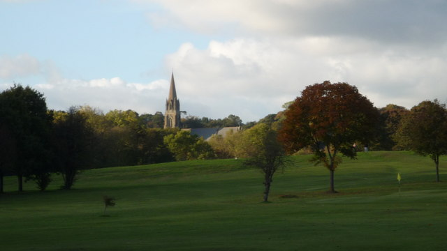 Earlswood Common golf course