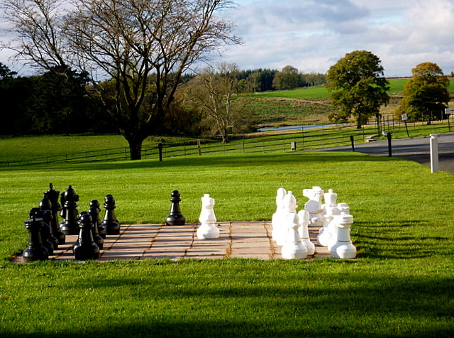 What Degrees Is It Outside >> Outdoor chess anyone? © D Gore cc-by-sa/2.0 :: Geograph ...