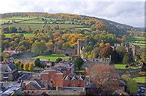 SO5074 : Ludlow Castle by Ian Capper