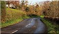 J3996 : The Waterfall Road, Gleno (4) by Albert Bridge