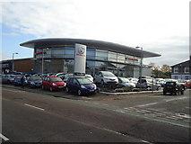 TQ1667 : Thames Honda car dealership, Long Ditton by Stacey Harris