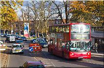 TQ2996 : Bramley Road, Oakwood by Martin Addison