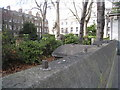 TQ2981 : WW2 legacy - Malet Street by Sandy B