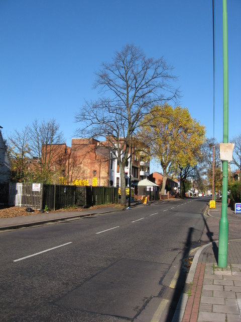 Hamstead Road, Birmingham
