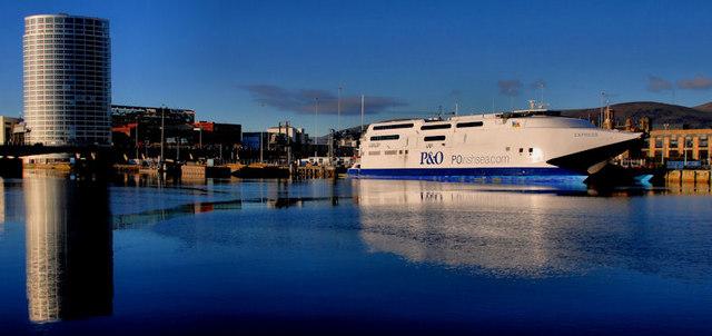 Former ferry terminal, Belfast (7)