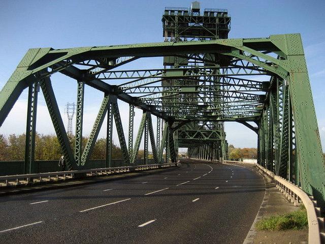 On Newport Bridge