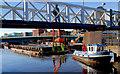 J3474 : Dredging the River Lagan, Belfast -  2010/11 (49) by Albert Bridge