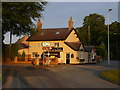 SJ8174 : Chelford Post Office at 5.20am by Colin Park