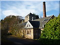 NT5579 : East Lothian Architecture : The Principal Building at East Fortune Hospital by Richard West