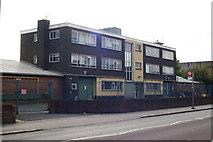 TQ3266 : Metropolitan Police Unit, Windmill Road, Croydon (1) by Peter Trimming