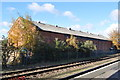 SK5419 : Loughborough Goods Shed (Ex) by Ashley Dace