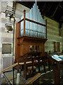 NU2322 : Holy Trinity, Embleton, Organ by Alexander P Kapp