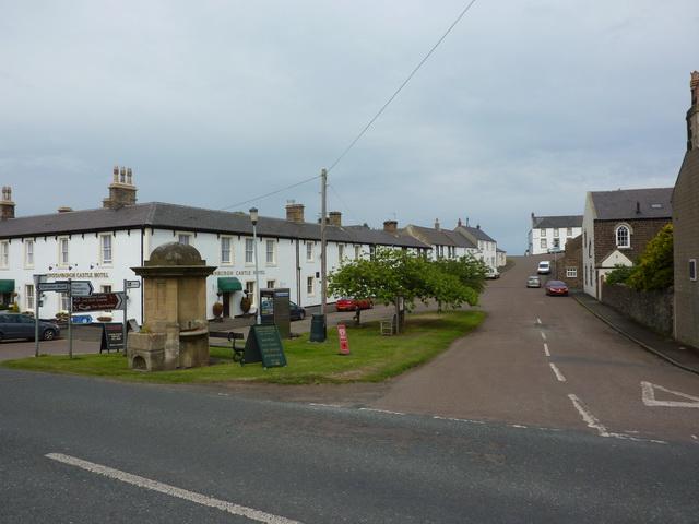 Embleton, Village green