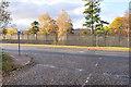 NS2489 : Road junction at Faslane by Steven Brown