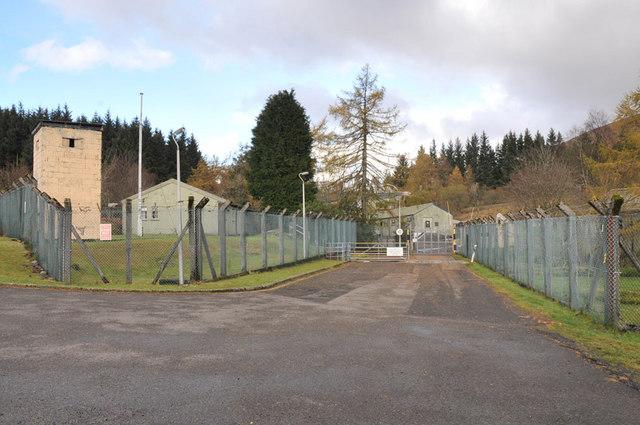 Strone training camp, Garelochhead