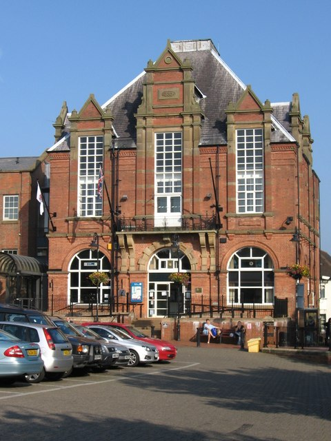 Ripley - Town Hall