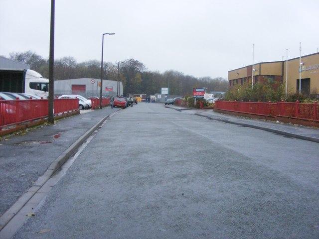 Beldray Road