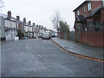 SO9596 : Fraser Street by Gordon Griffiths