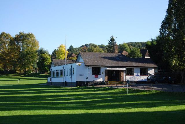 Pavilion, Old whitgiftian Association Recreation Ground