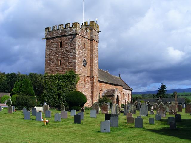 Church of St Cuthbert, Great Salkeld