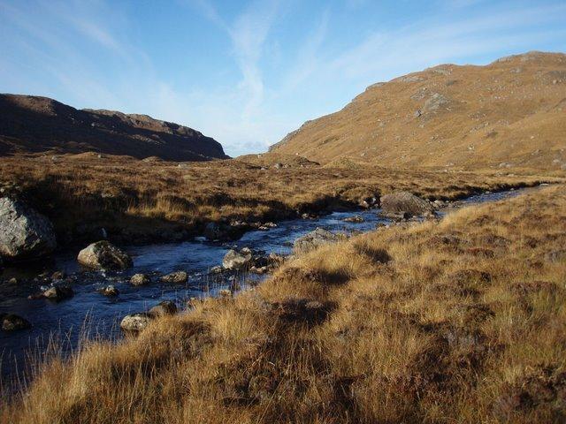 Allt Loch Ghuibhsachain
