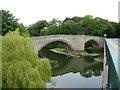 NU2406 : Warkworth Bridge over the River Coquet by Alexander P Kapp