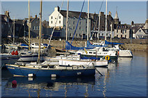 NO8785 : Stonehaven Harbour by Stephen McKay