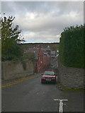 SJ0566 : Bull Lane, Denbigh by Eirian Evans