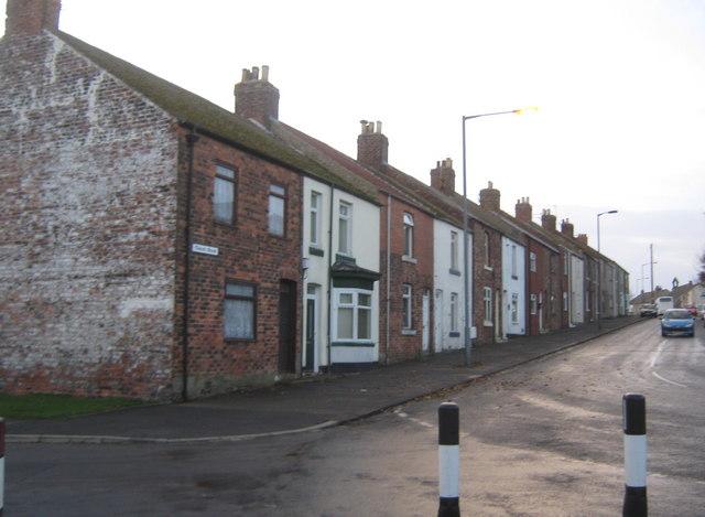 Church Street Hesleden County Durham