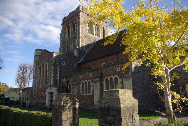 St Edyth's Church, Sea Mills