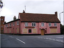 TM2850 : The former Horse & Groom Public House by Adrian Cable