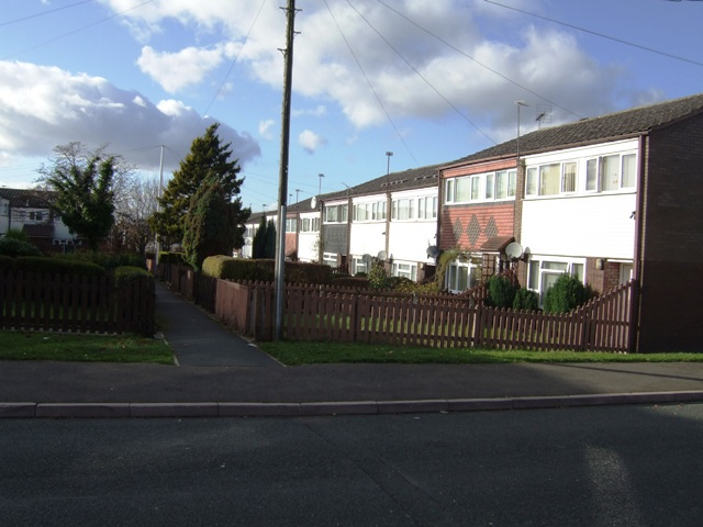 Council Housing - Valley Road