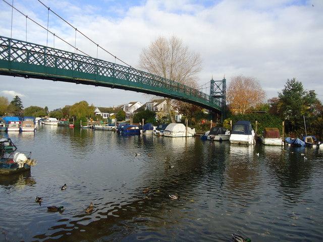 River Thames at Thames Ditton