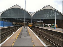 TQ3005 : Brighton Station by Paul Gillett