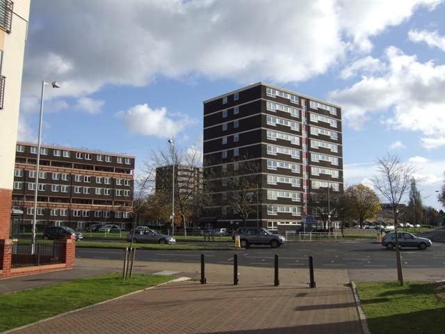 Council Housing - Inkerman Street