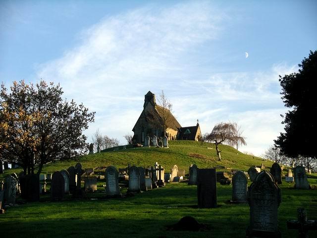 Kimberley cemetery