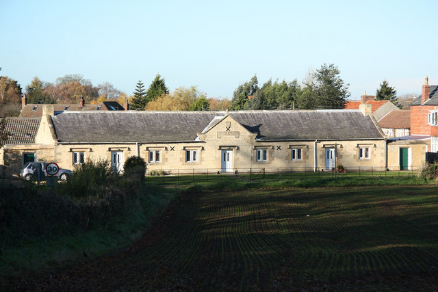 Hickson's Almshouses