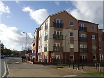 SO9299 : Private Housing - Wednesfield Road by John M