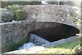 SO2613 : Cwm Shenkin Brook, Govilon by Jaggery