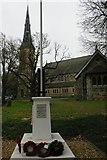 TQ3473 : St Peter's Church, Dulwich Common by Christopher Hilton