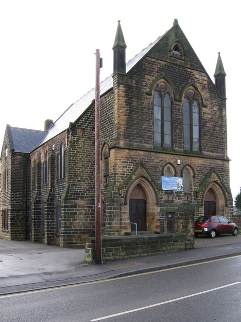 Clay Cross - Free Methodist Chapel